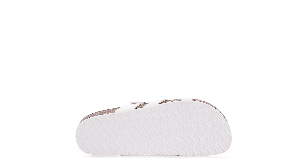 MADDEN GIRL Womens Bartlett - WHITE