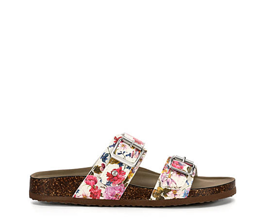Womens Brando Footbed Sandal