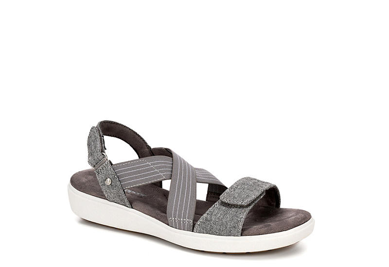 GRASSHOPPERS Womens Leah - GREY