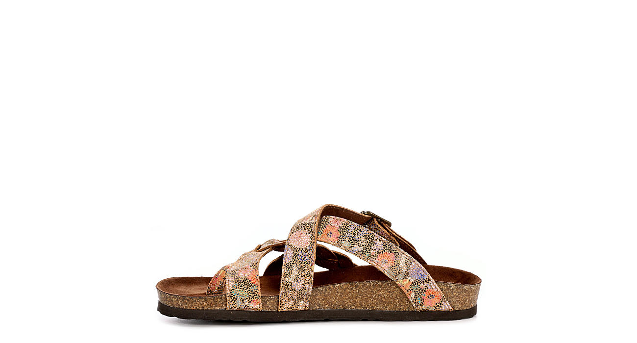 WHITE MOUNTAIN Womens Hansen - MULTICOLOR