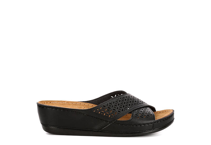 BJORNDAL Womens Zehra - BLACK
