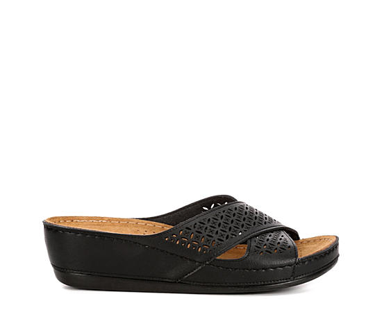 Womens Zehra Wedge Sandal