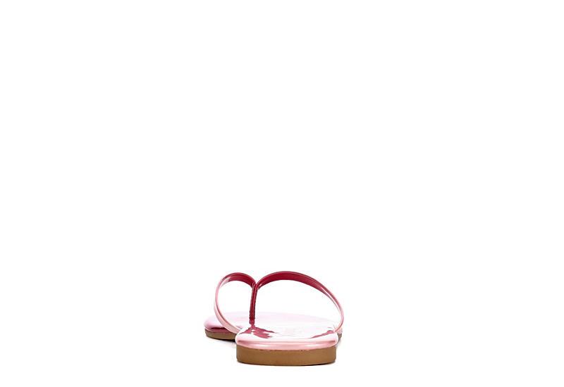 XAPPEAL Womens Michelle Flip Flop Sandal - PINK