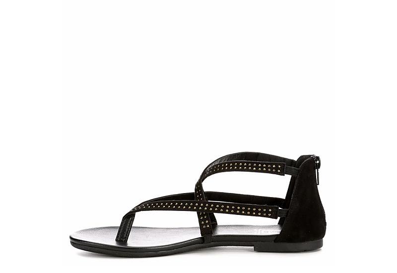 L4L Womens Praise Sandal - BLACK