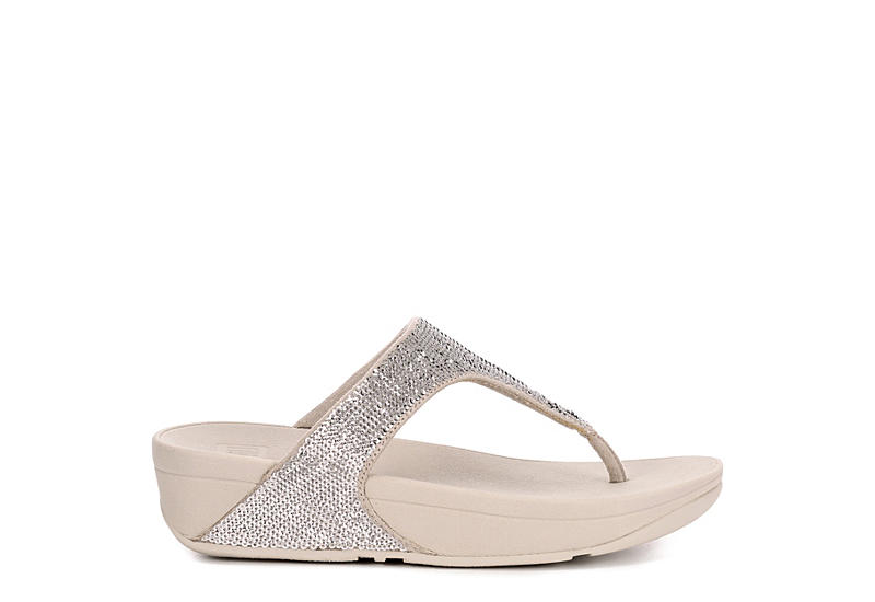 FITFLOP Womens Electra - SILVER