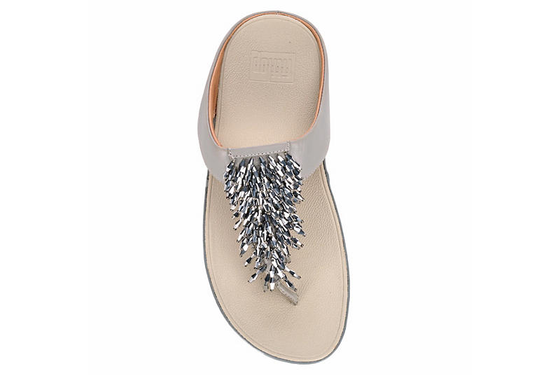 FITFLOP Womens Rumba - GREY