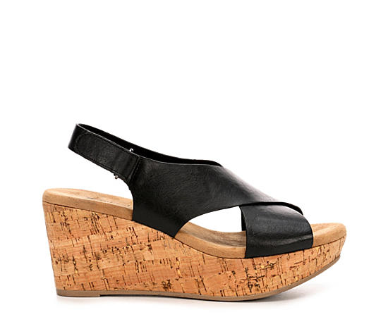 Womens Gabrielle Wedge Sandal