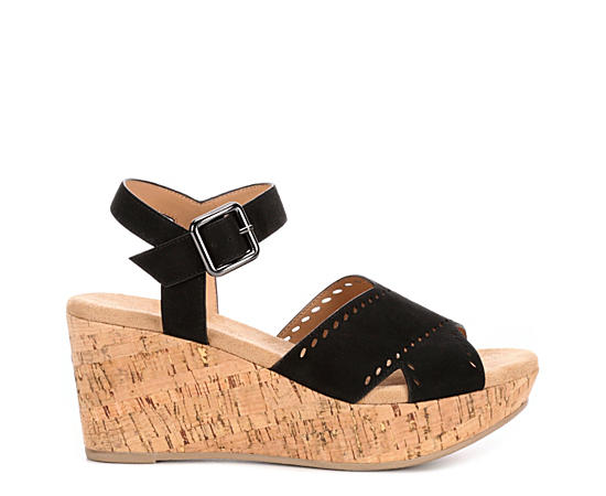 Womens Ellie Wedge Sandal
