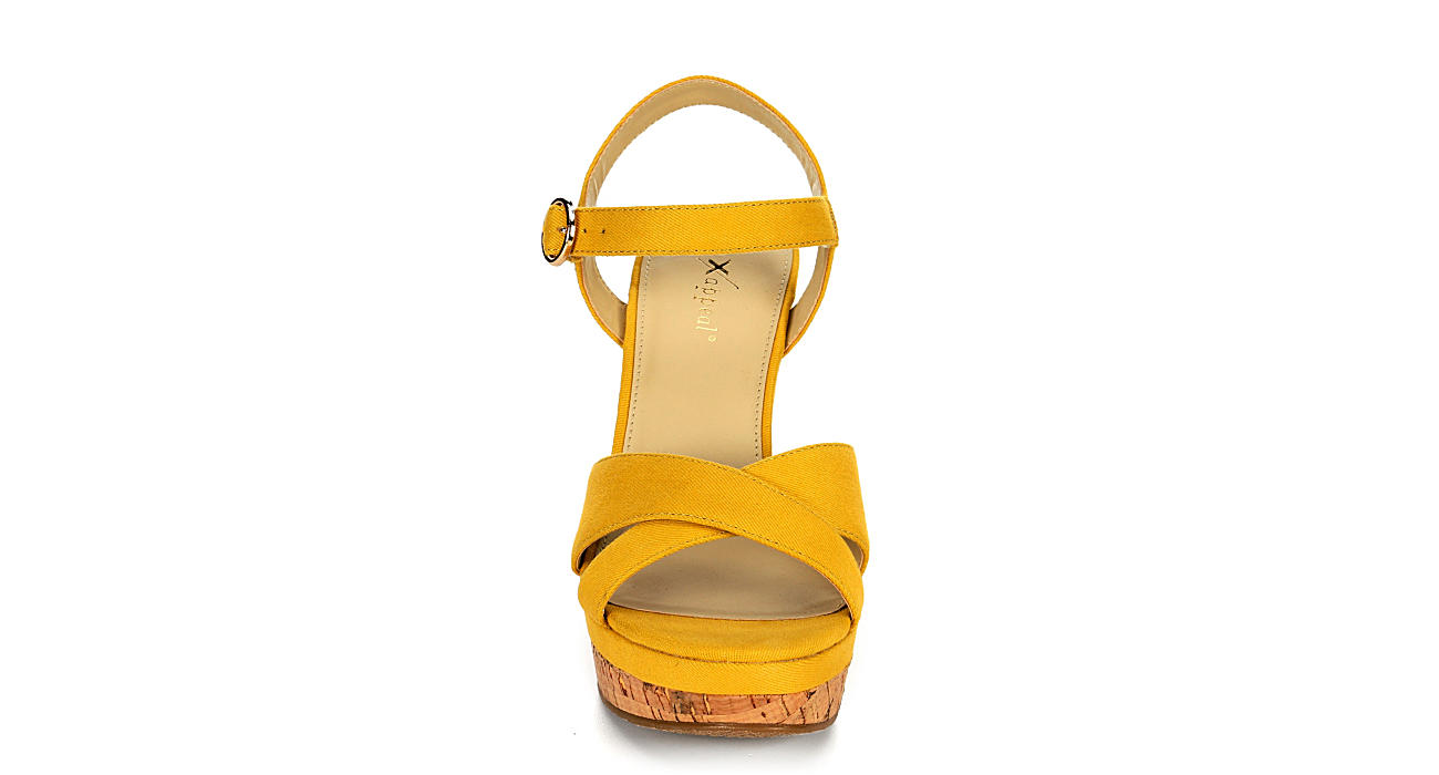 XAPPEAL Womens Kara - YELLOW