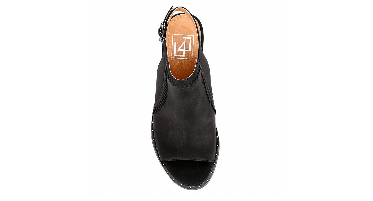 L4L Womens Zahara - BLACK