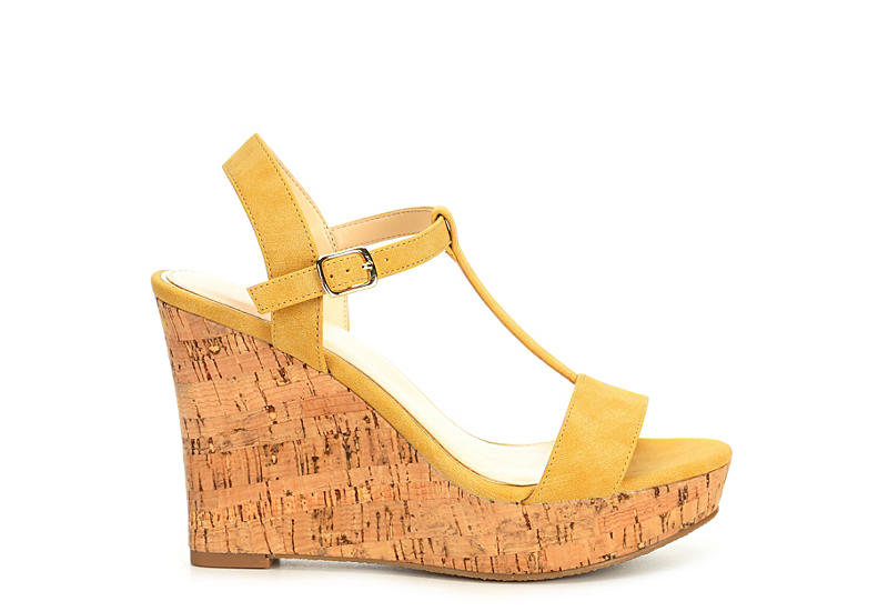 MICHAEL BY MICHAEL SHANNON Womens Libby - YELLOW