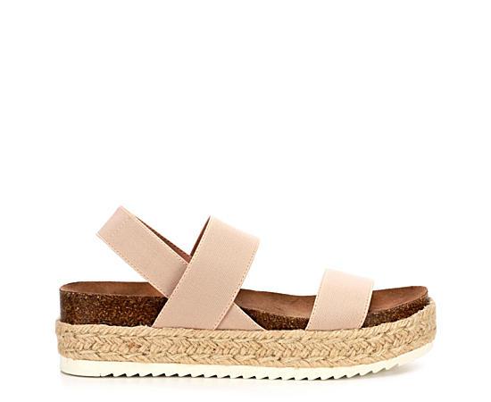 Womens Cybell Platform Wedge Sandal