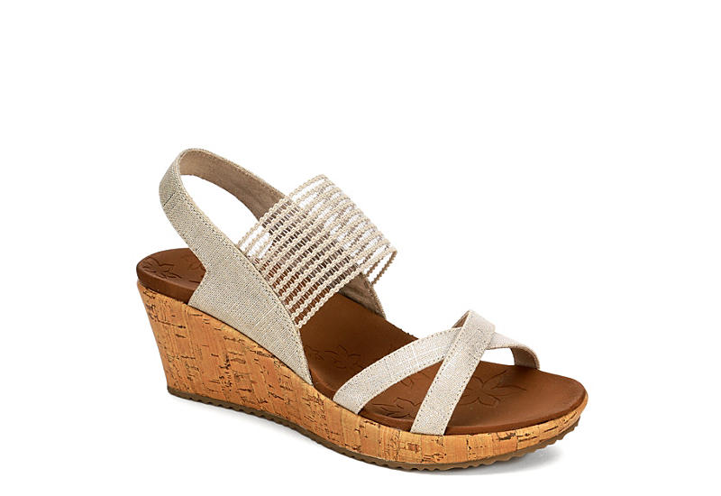 SKECHERS CALI Womens Beverlee - High Tea - NATURAL