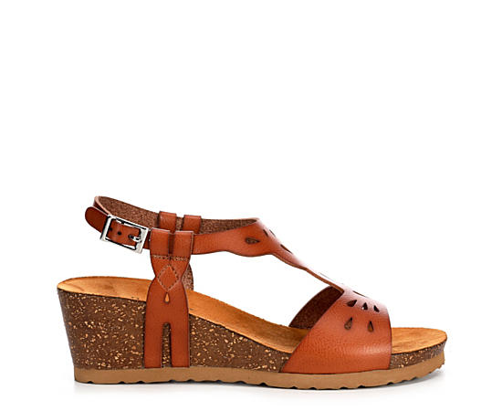 Womens Luna Wedge Sandal