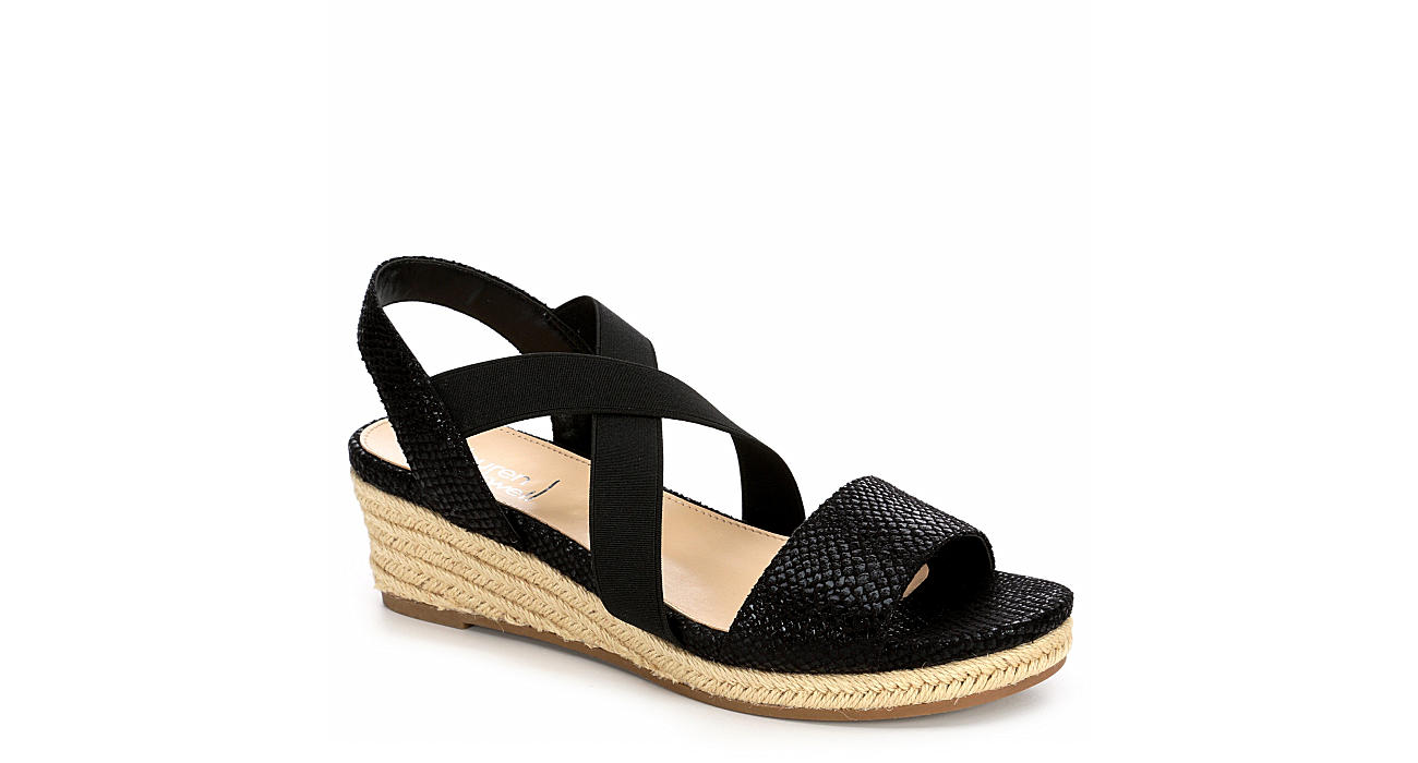 LAUREN BLAKWELL Womens Mary - BLACK