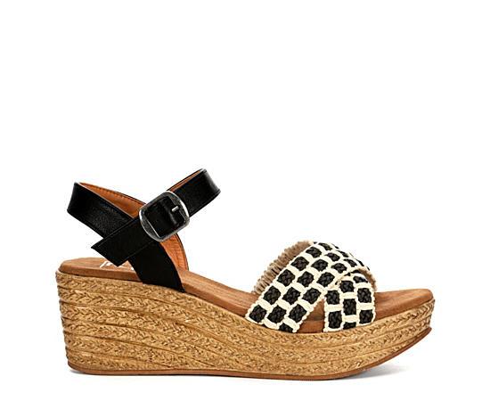 be4808c84bdee Women's Wedge Sandals | Rack Room Shoes