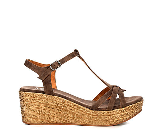 Womens Axel Wedge Sandal