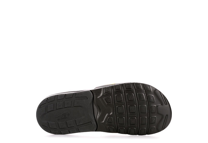 NIKE Womens Air Max Camden Slide Sandal - BLACK