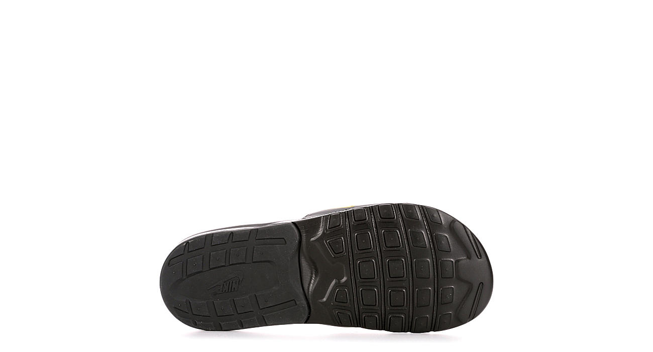 NIKE Womens Air Max Camden Slide Sandal - BLACK