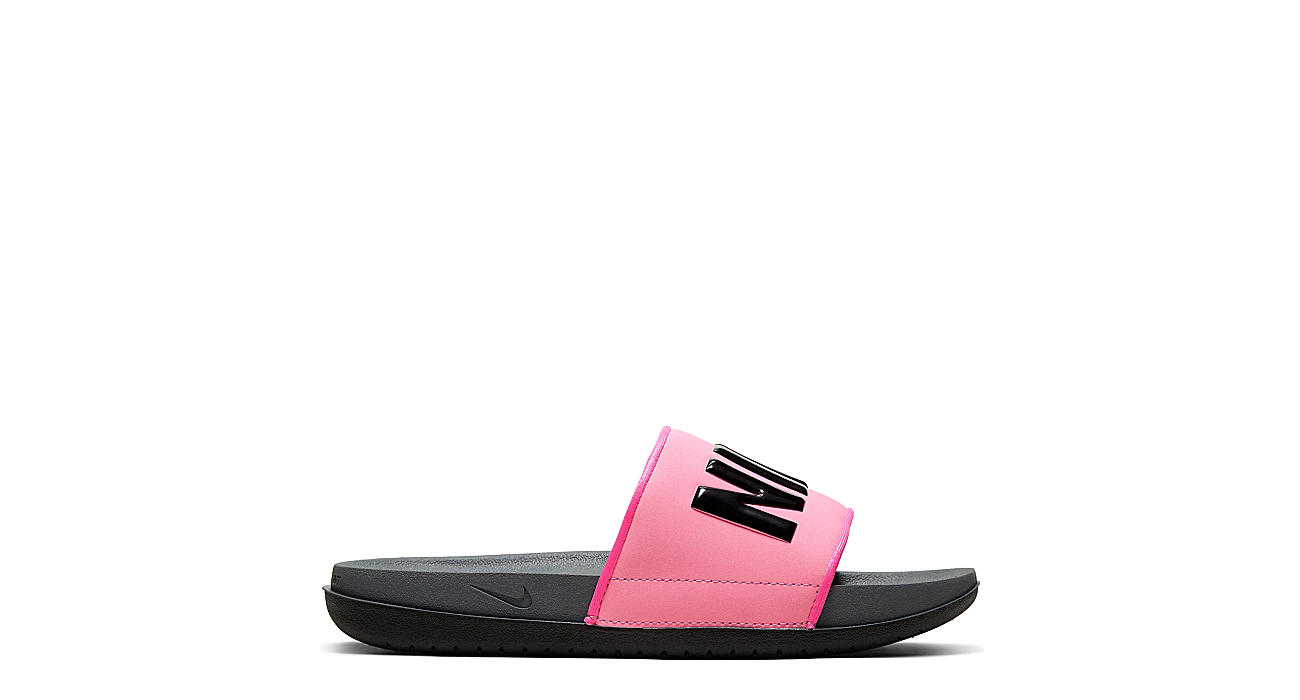 NIKE Womens Off Court Slide Sandal - PINK