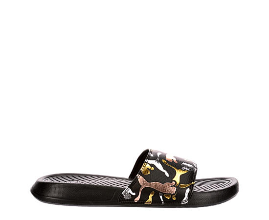 Womens Popcat Slide Sandal