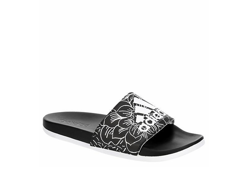 ADIDAS Womens Adilette Comfort - BLACK