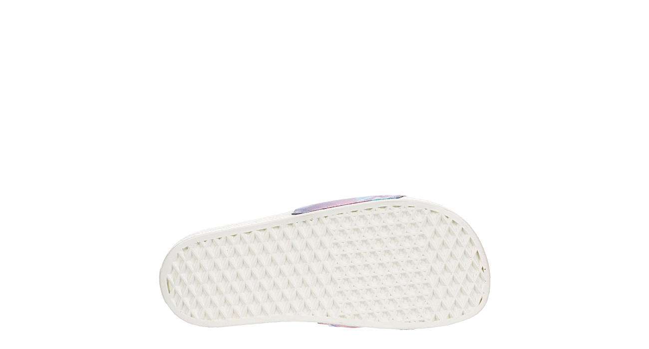 Vans Womens Slide one Tie dye