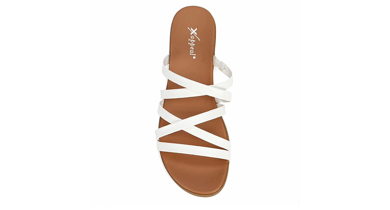XAPPEAL Womens Cambria - WHITE