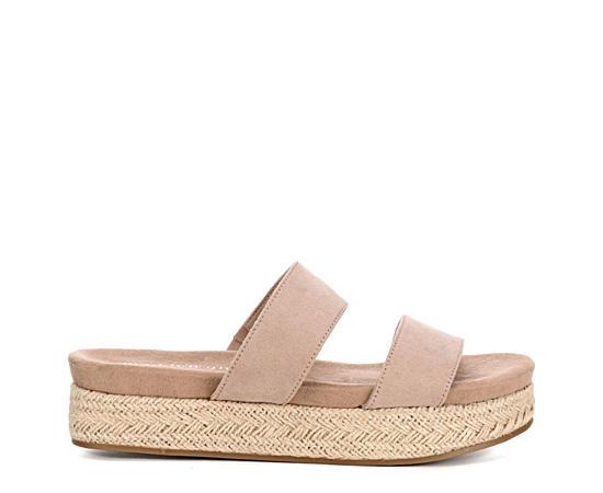 Womens Elleen Platform Sandal