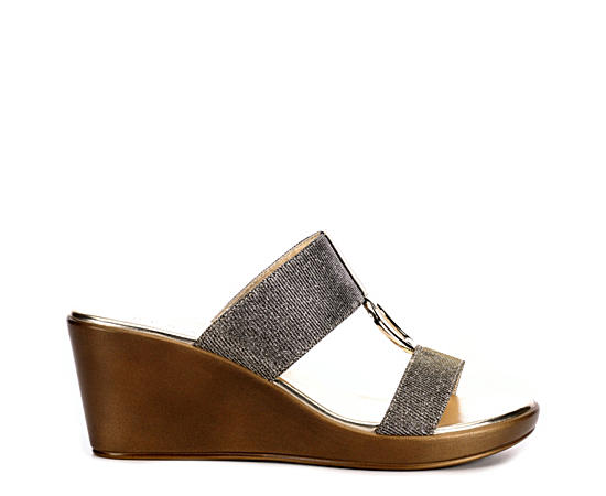 Womens Susan Wedge Sandal
