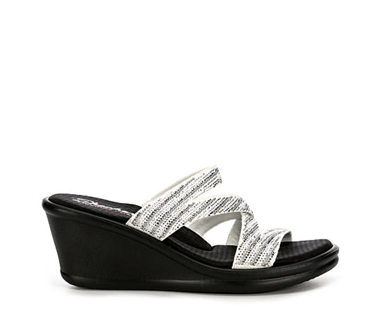 Womens Mega Flash Wedge Sandal