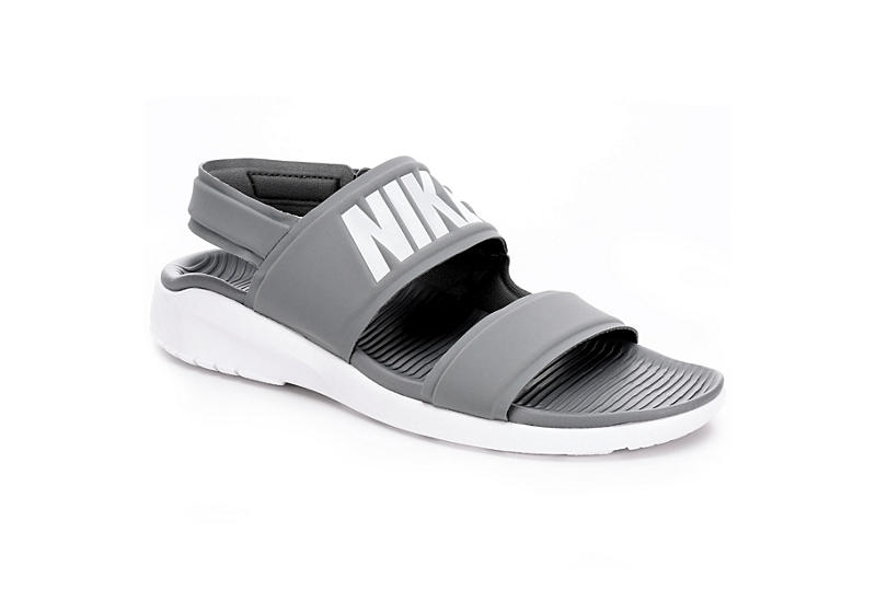 low priced 11629 acdc2 GREY NIKE Womens Tanjun Sandal