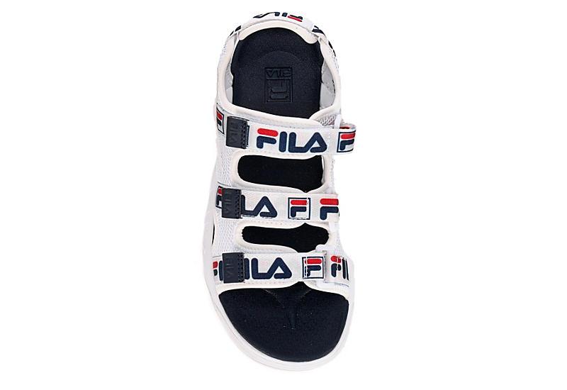FILA Womens Disruptor Sandal - WHITE