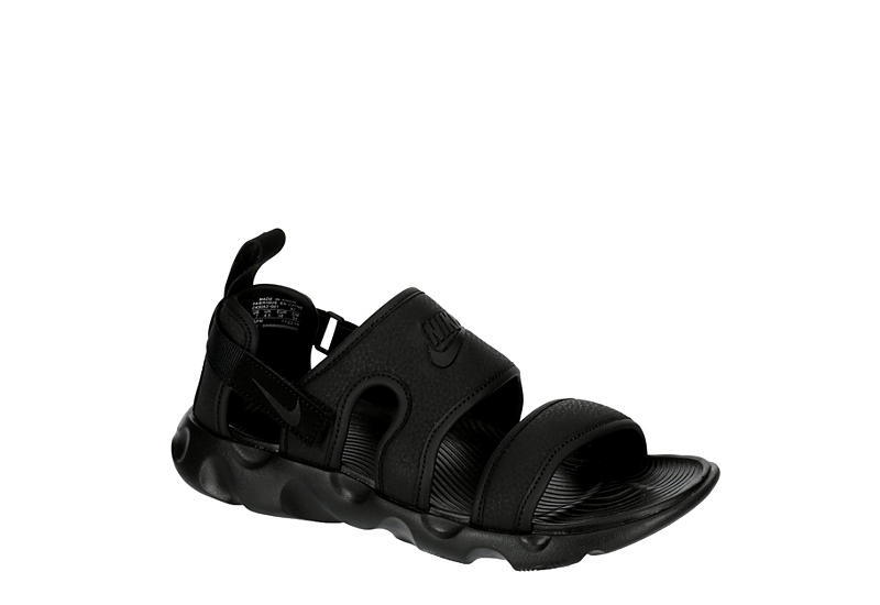 NIKE Womens Owaysis Sandal - BLACK