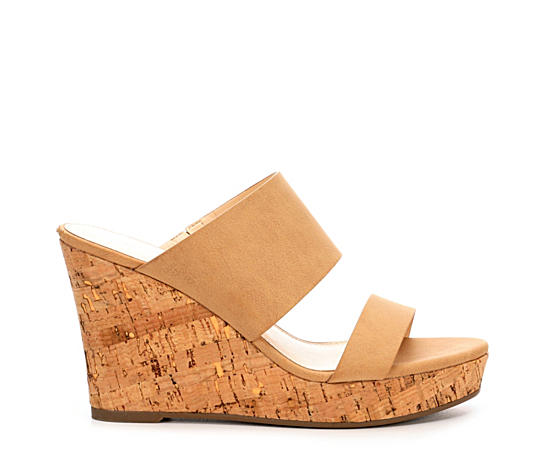 Womens Faye Wedge Sandal