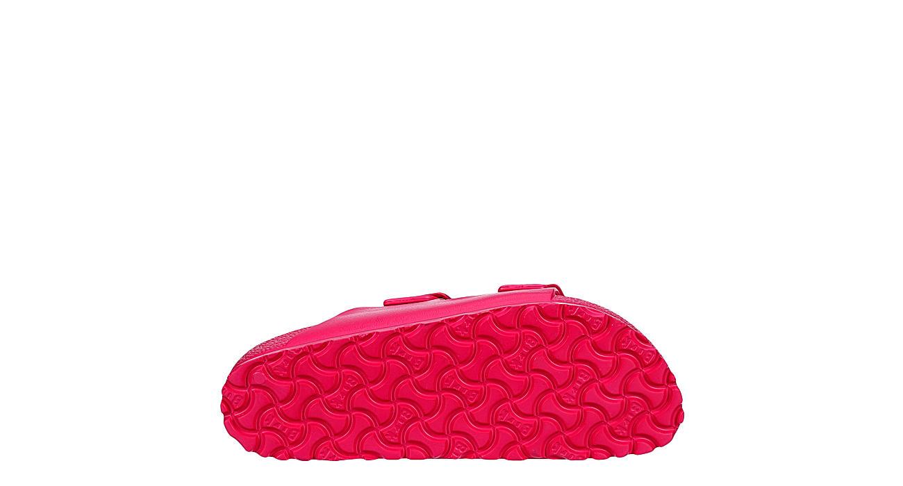 BIRKENSTOCK Womens Arizona Essentials Slide Sandal - PINK