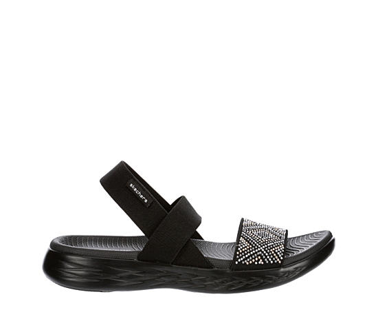Womens On-the-go 600 Glitzy Sandal