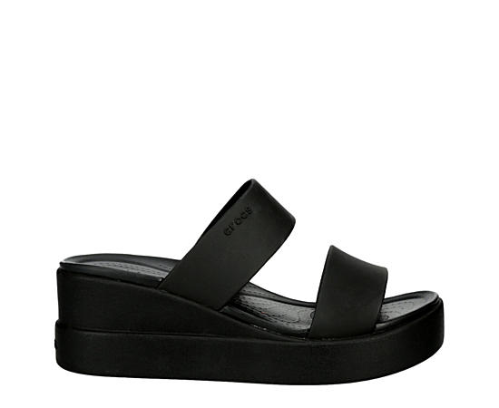 Womens Brooklyn Mid Wedge Sandal