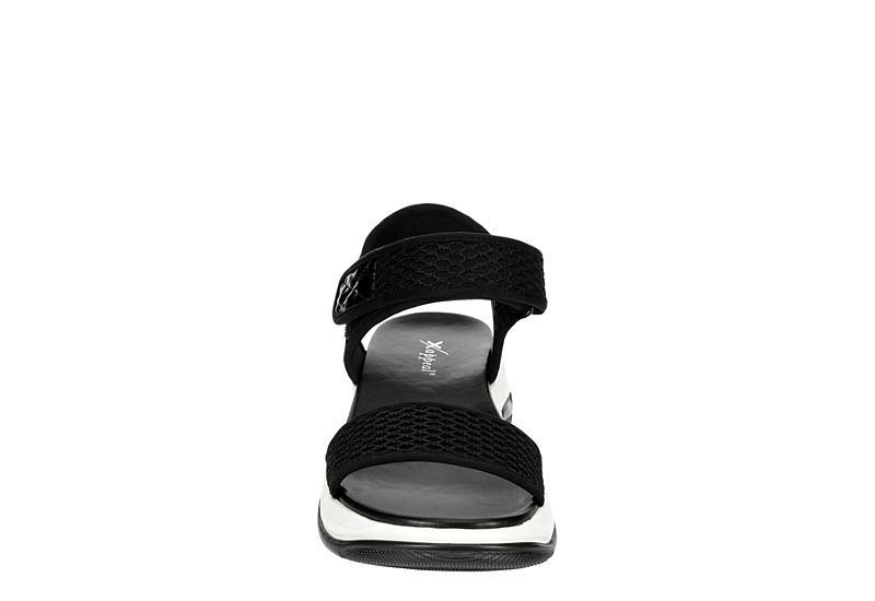 XAPPEAL Womens Keira Sandal - BLACK