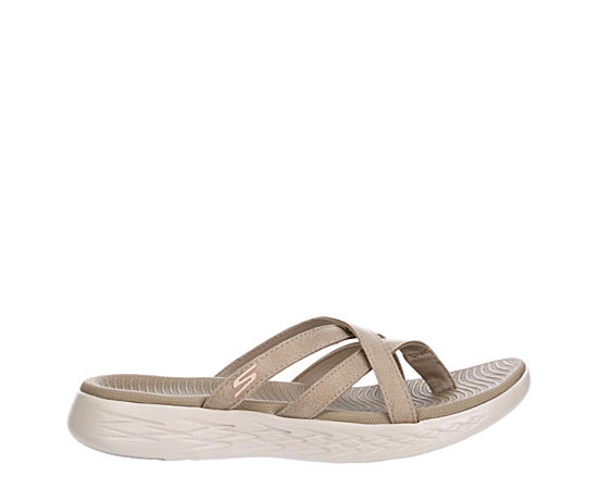 Womens On-the-go 600 Flip Flop Sandal