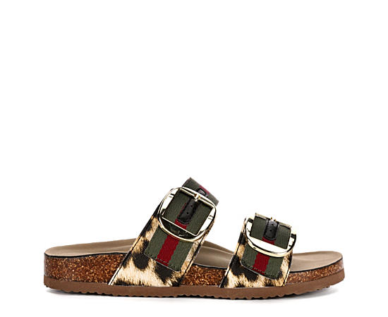 Womens Bambamm Footbed Sandal