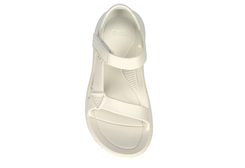 TEVA Womens Hurricane Drift Outdoor Sandal - WHITE