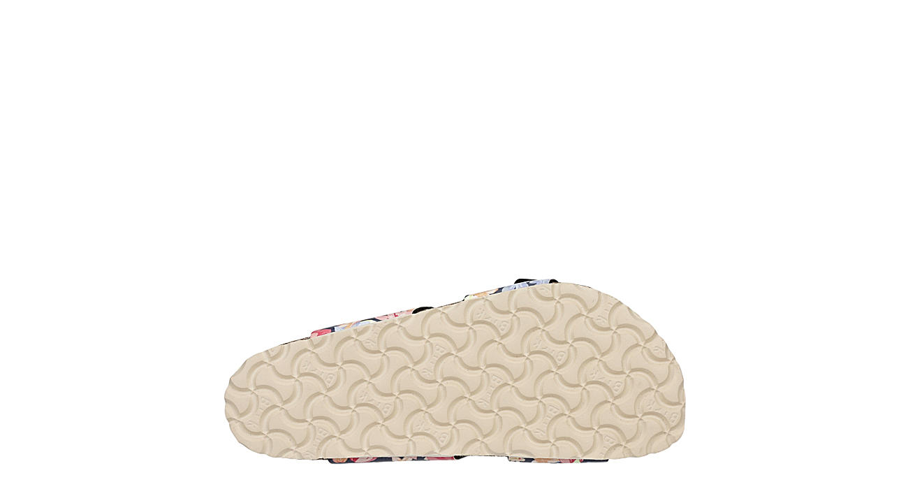BIRKENSTOCK Womens Sydney Footbed Sandal - FLORAL