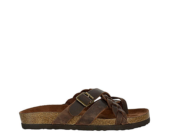 Womens Harrington Footbed Sandal