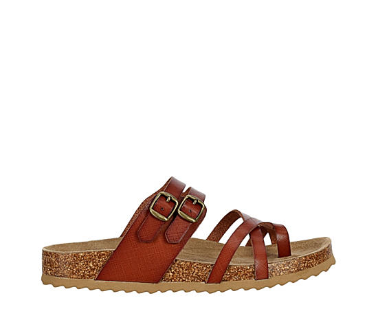 Womens Sami Footbed Sandal