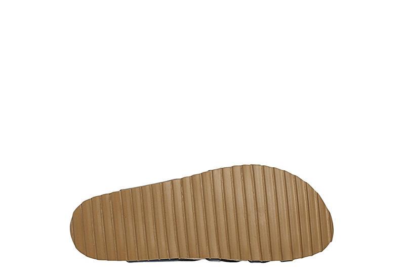 BJORNDAL Womens Sami Footbed Sandal - NAVY