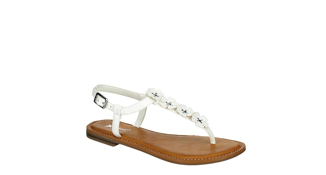 XAPPEAL Womens Blossom Sandal - WHITE
