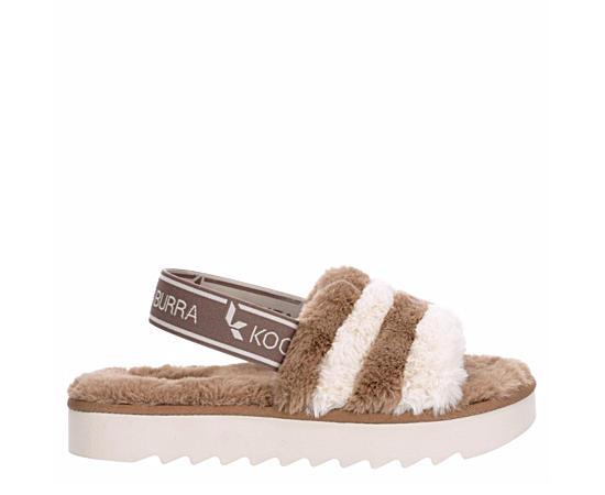 Womens Fuzzn Sandal