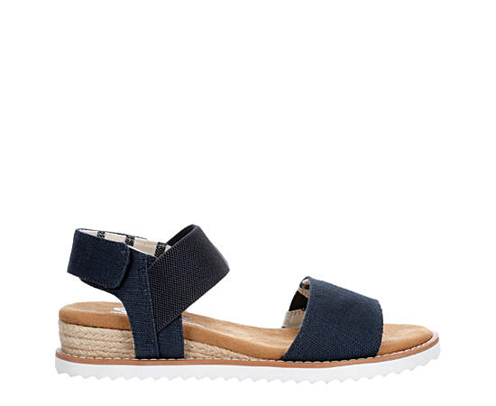 Womens Desert Kiss Wedge Sandal