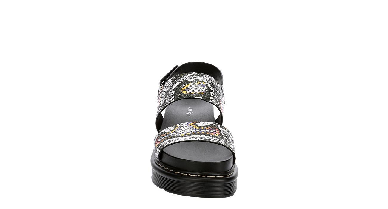 LIMELIGHT Womens Rhodes Platform Sandal - SNAKE